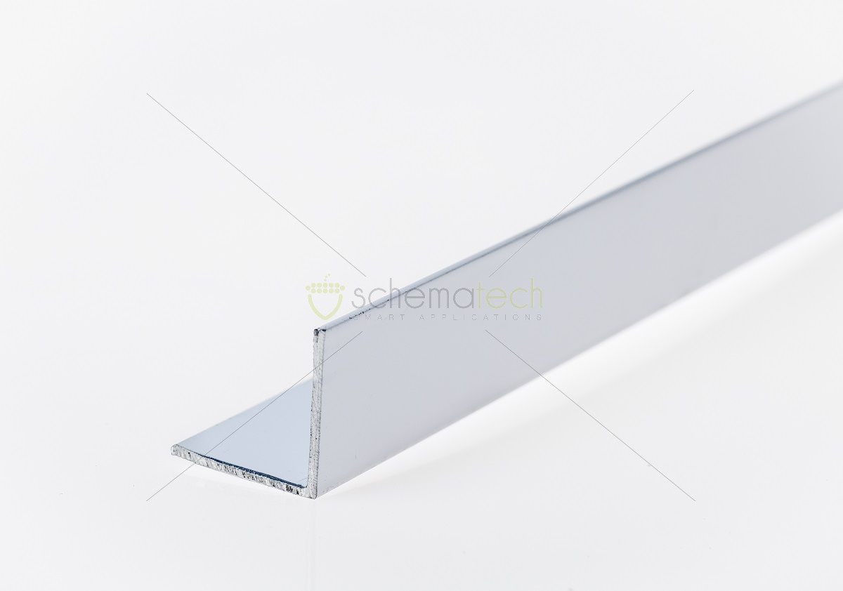 Aluminium Angle 25mm X 25mm Aluminium Angles Metal
